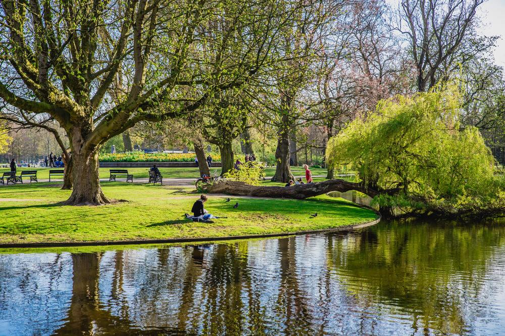 Weekend in Amsterdam guide - Vondel Park