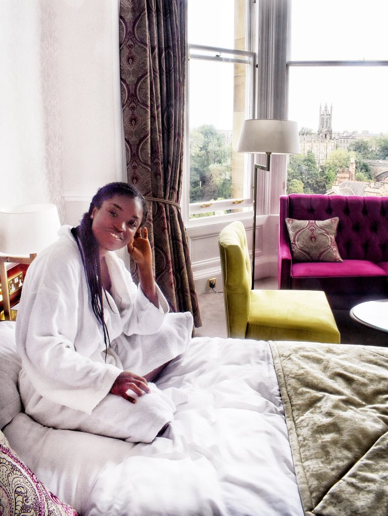 7 day Edinburgh itinerary for female solo travelers - The Bonham Hotel