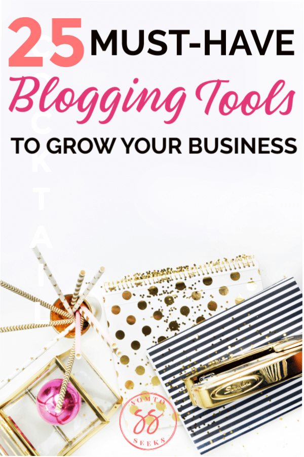 Blogging Resources - 25 Must-Have Blogging Tools To Grow Your Business
