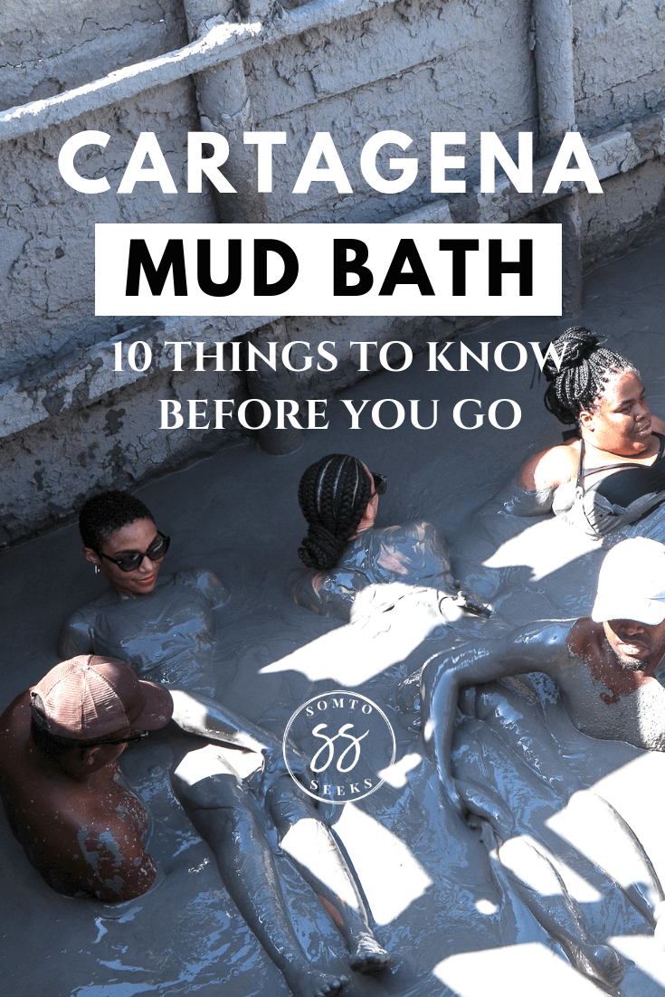 Cartagena Mud Bath - 10 things to know before visiting El Totumo Volcano