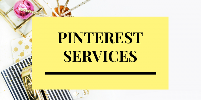 Pinterest Services for Bloggers