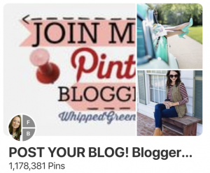 Pinterest for travel bloggers - free for all blogs