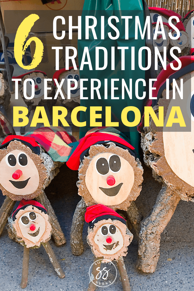 6 Christmas Tradution in Barcelona You Must Experience
