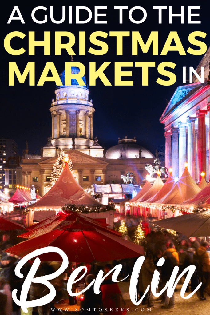 A guide to the best Christmas markets in Berlin