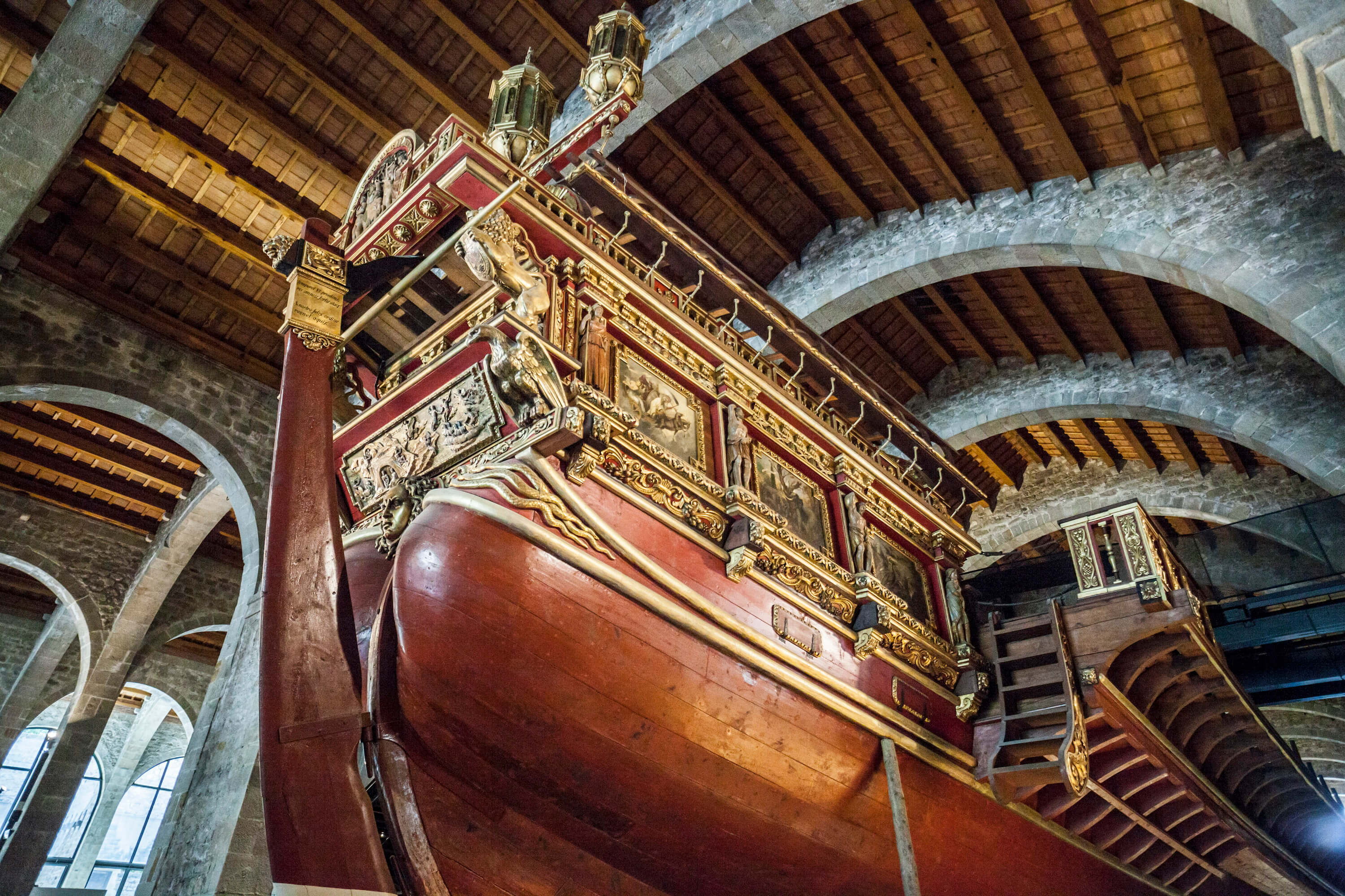 Free things to do in Barcelona - Maritime Museum