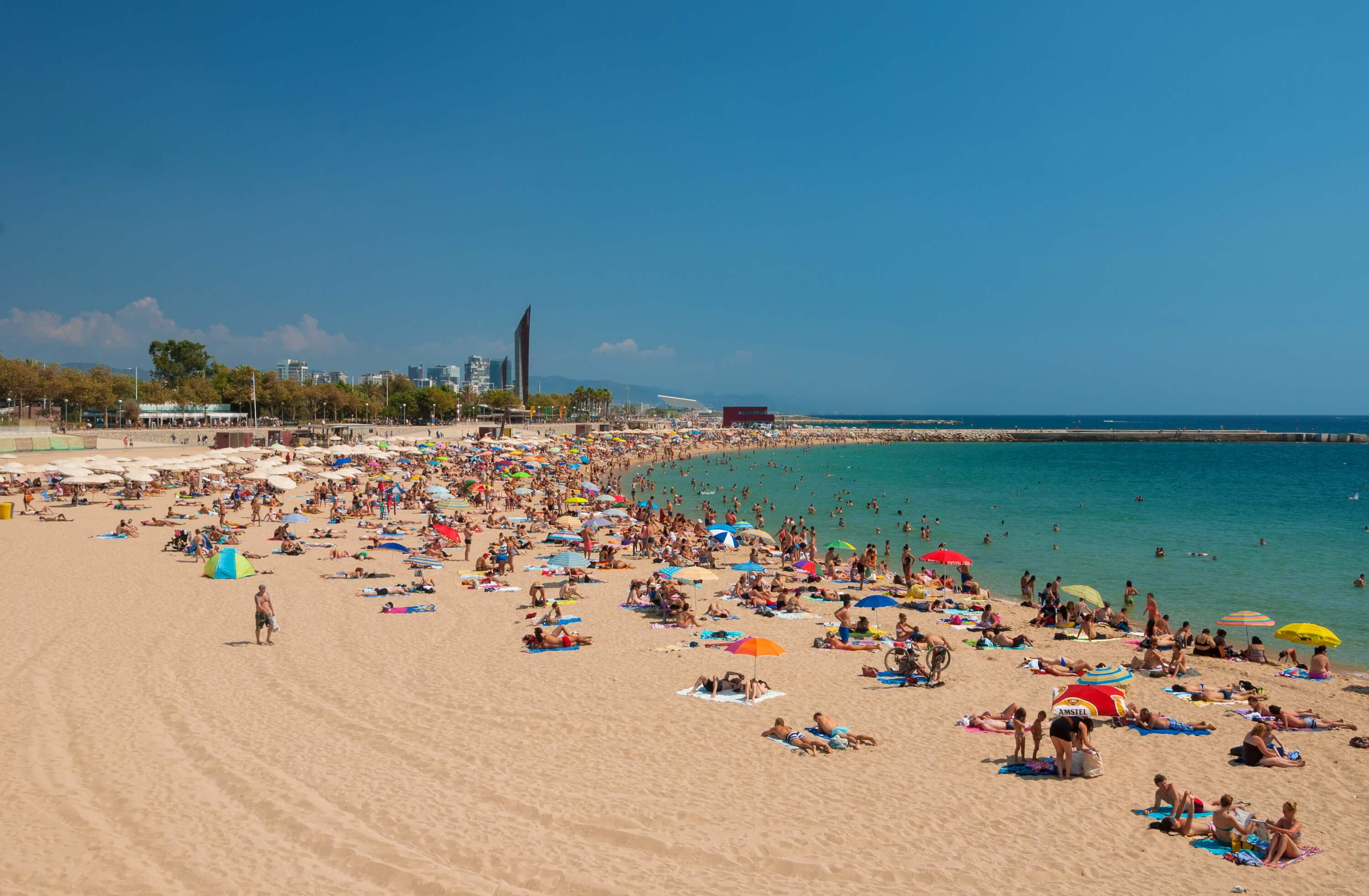 Tips for your first visit to Barcelona - Nova Icaria Beach