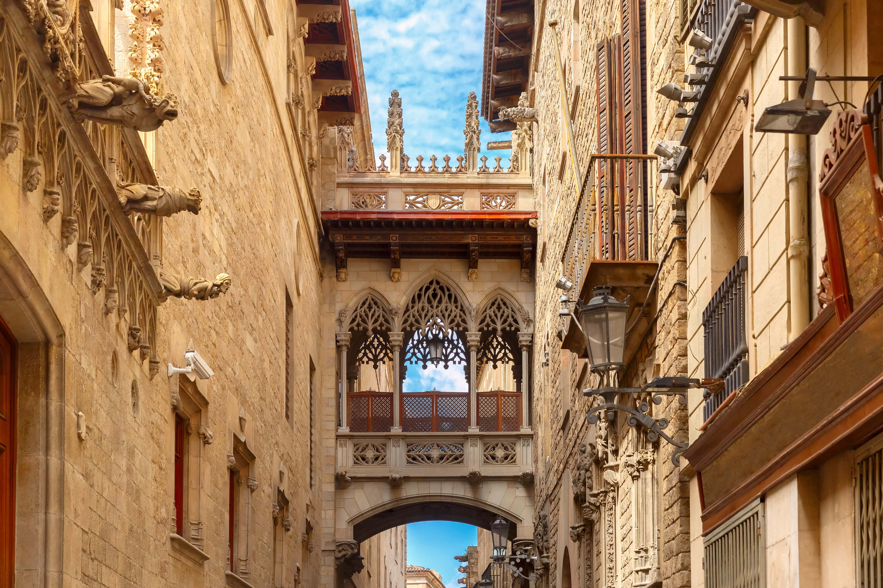 3 Day Barcelona Itinerary - Gothic Quarter