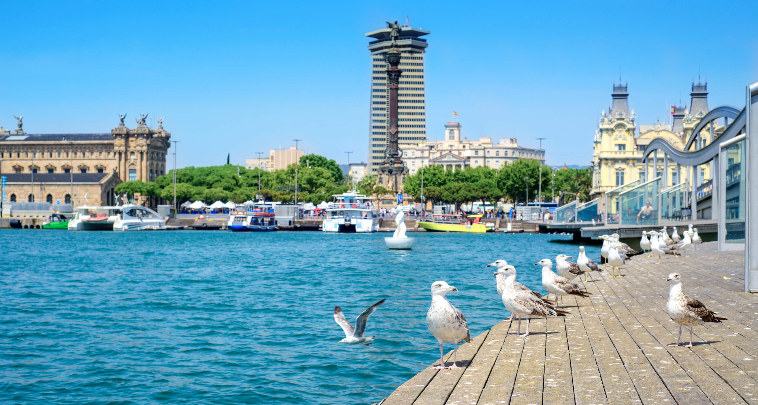 3 Day Barcelona Itinerary - Port Vell