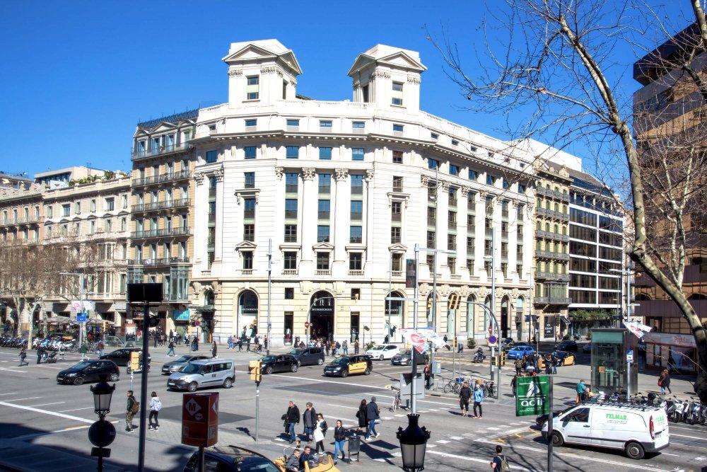 3 day Barcelona Itinerary - Passeig de Gracia