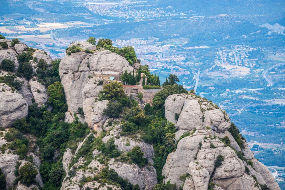 Montserrat in Catalunya