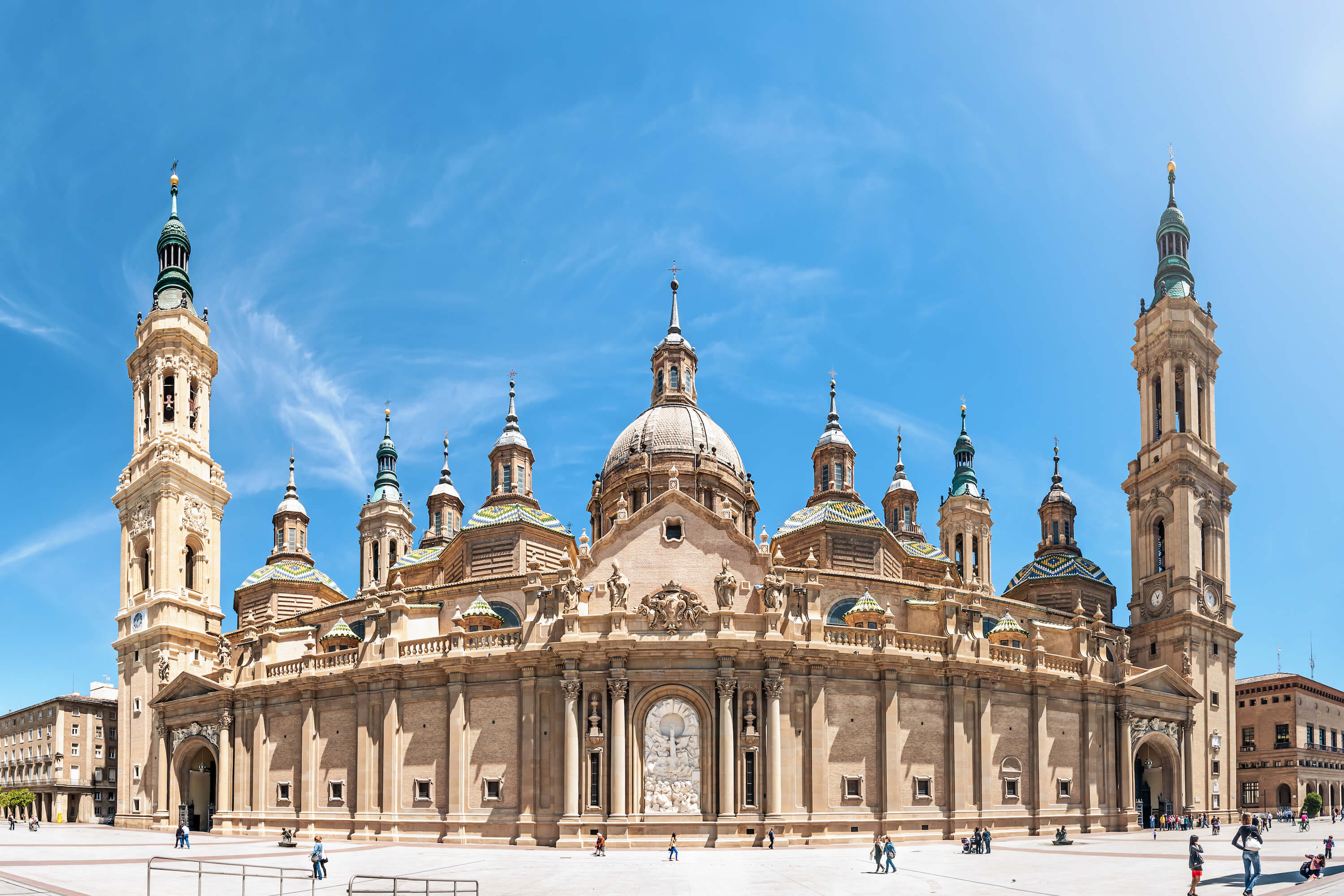 Best Day Trips From Barcelona - Zaragoza