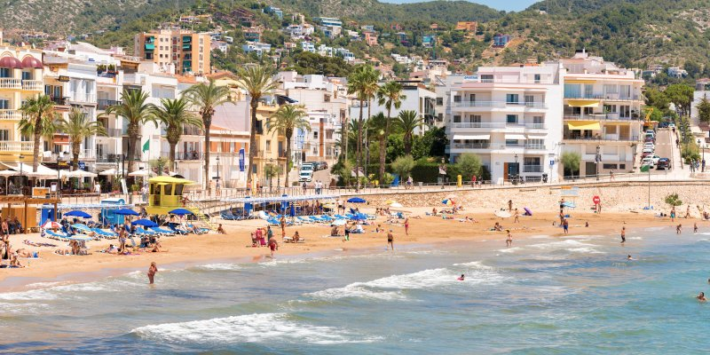 Best Day trips from Barcelona - Sitges