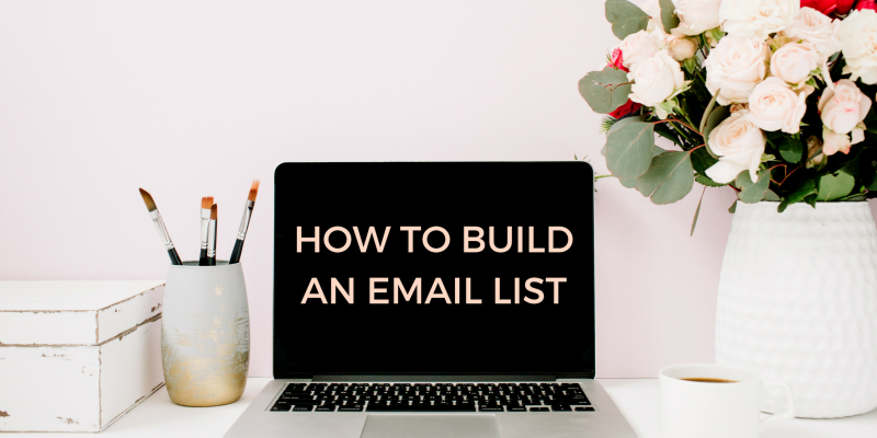 How To Build an Email List for Your Travel Blog: The Ultimate Guide