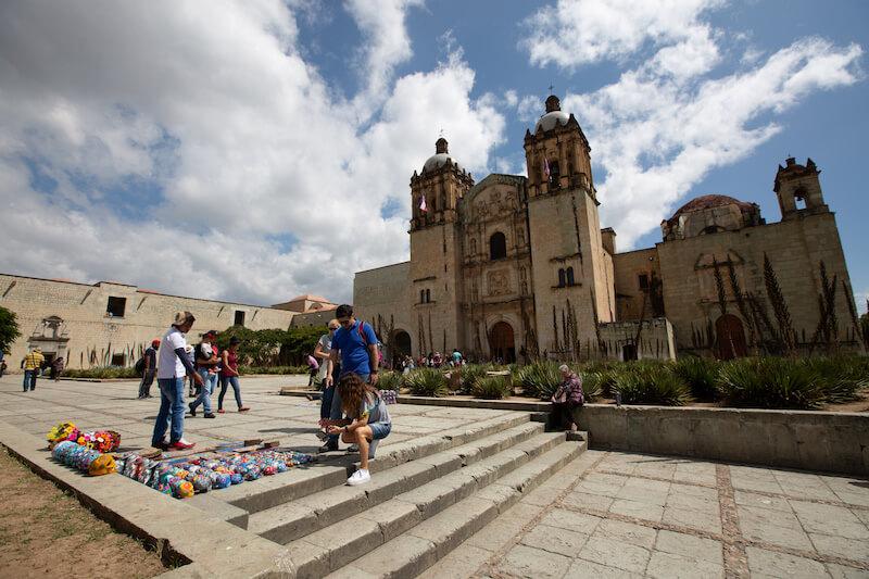 day of the dead Oaxaca - Oaxaca city center