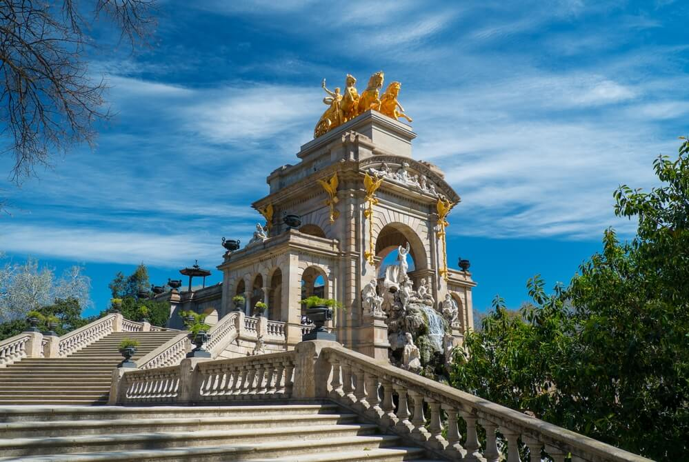 Fun things to do in Barcelona - Park de la Ciutadella