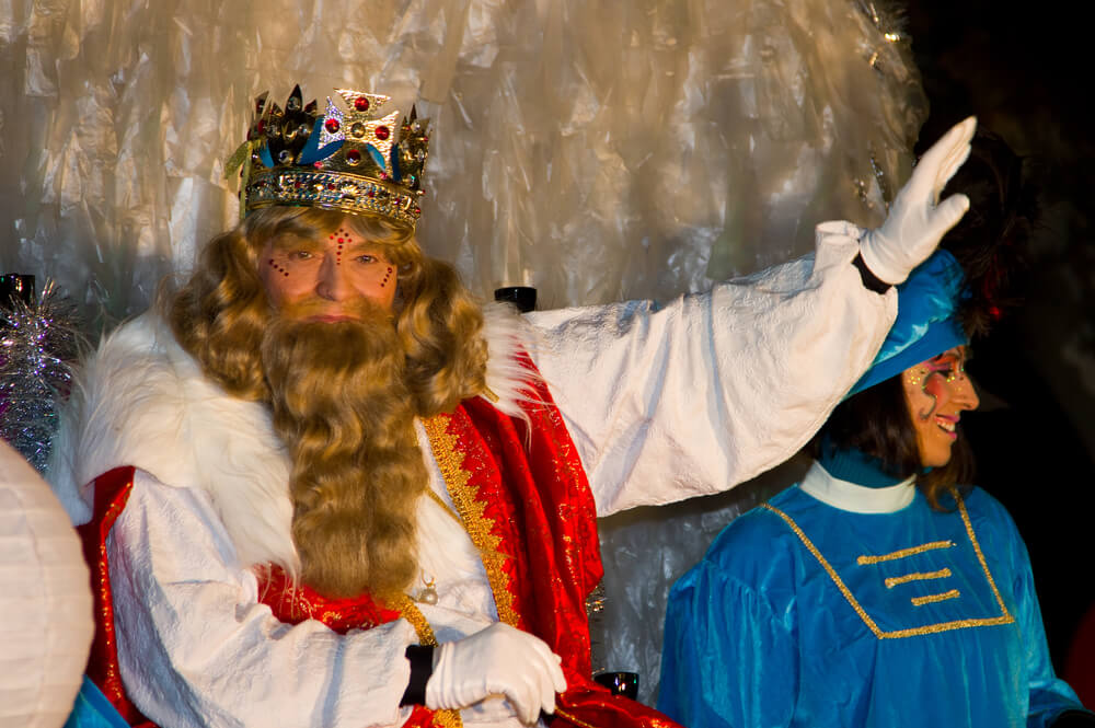 Fun things to do in Barcelona - three kings parade