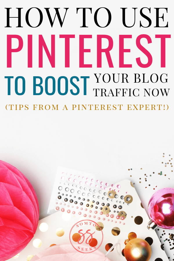 How to use Pinterest to boost your blog traffic