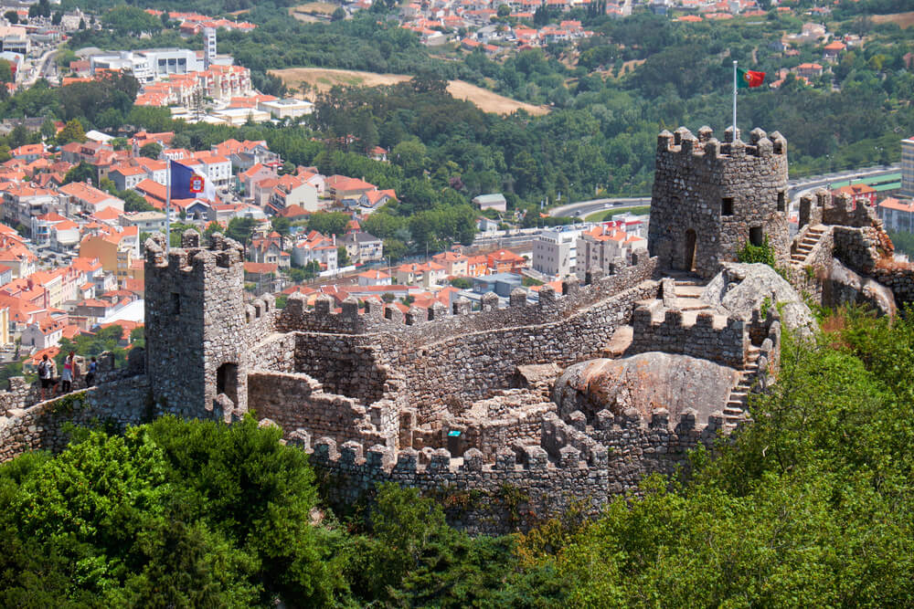 One week in Portugal - Castle of the Moors
