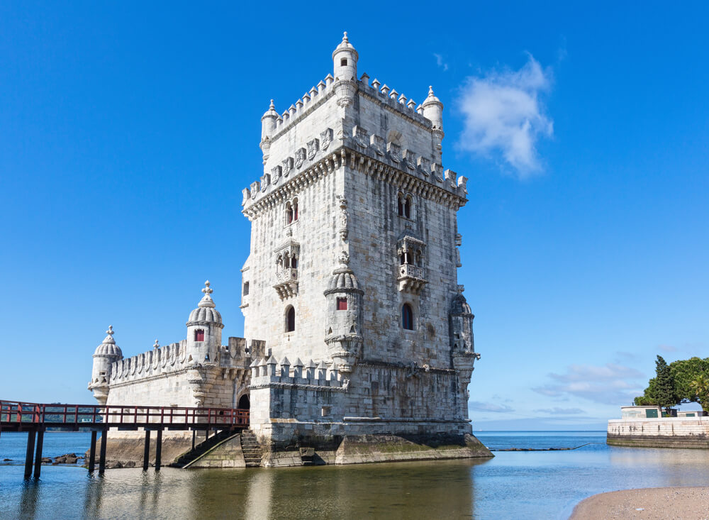One week Portugal itinerary - Belem Tower