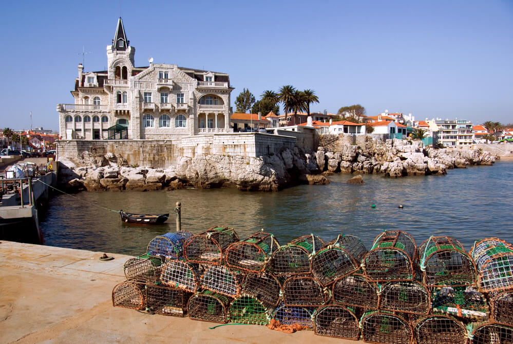 One week in Portugal - Cascais Bay