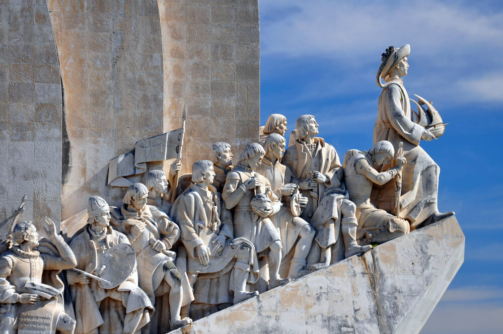 One week Portugal itinerary - Monument to the Discoveries