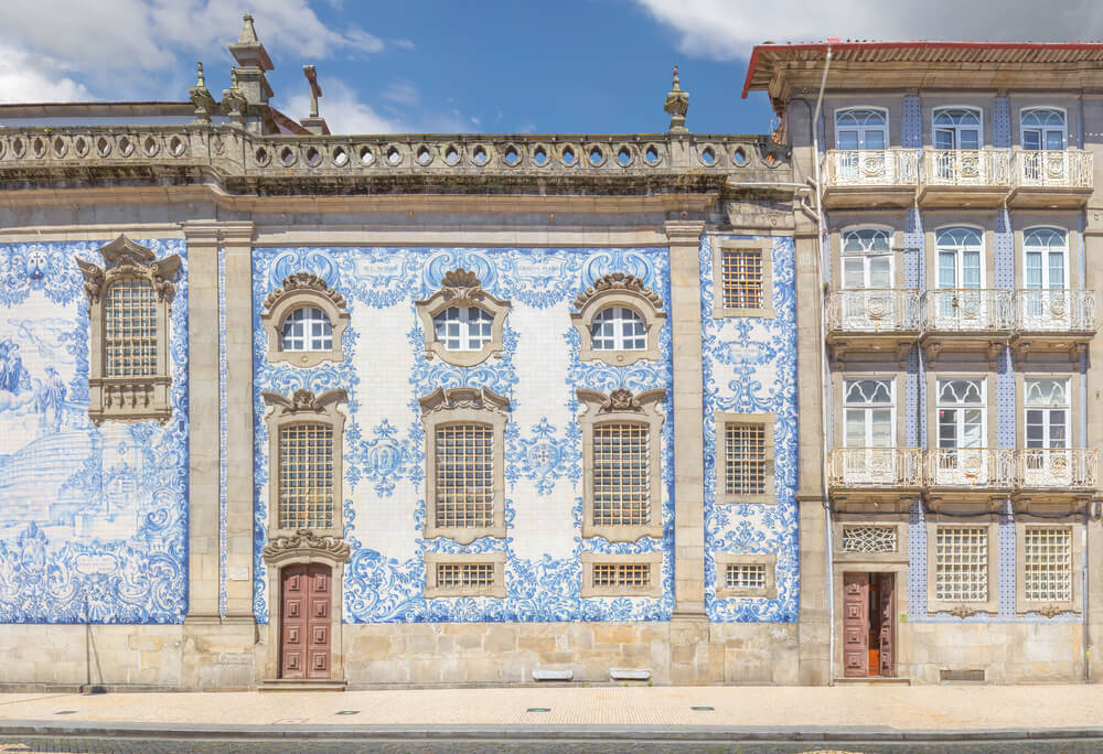 One week in Portugal - Igreja do Carmo