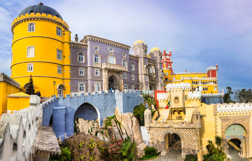 One week in Portugal - Pena Palace at Sintra