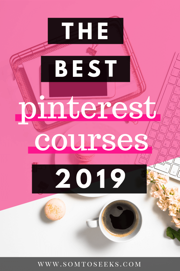 he best Pinterest course of 2019