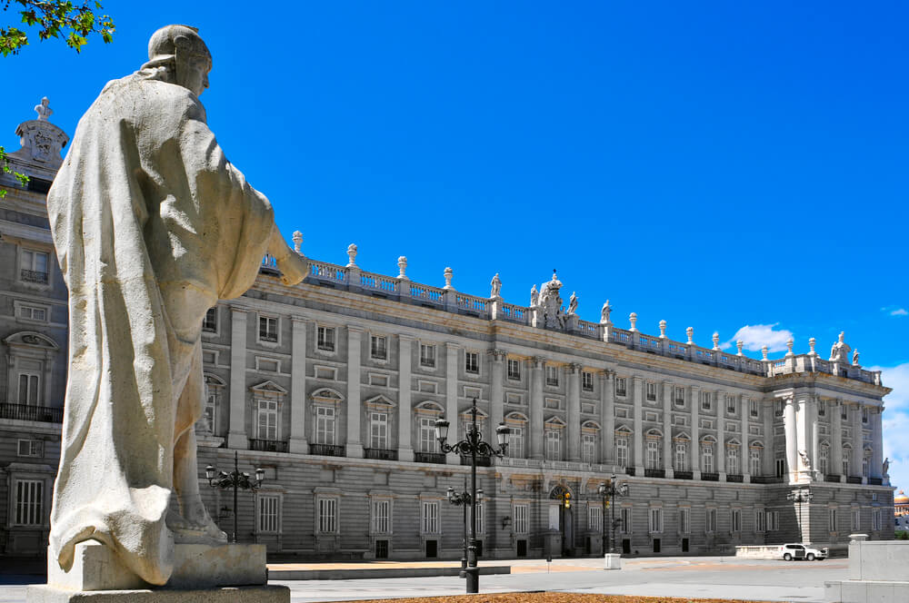 Museo del Prado walking tour of Madrid with map