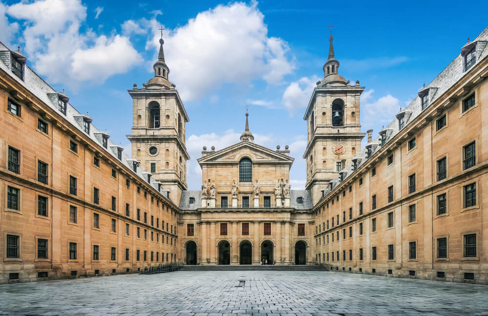 Day trips from Madrid - El Escorial Monastery
