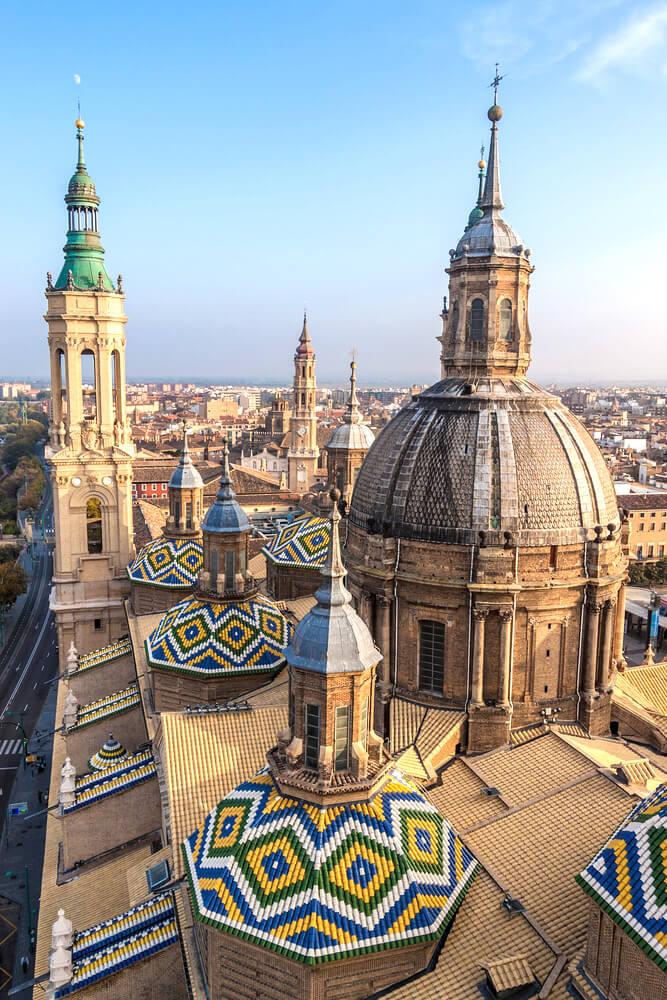 Day trips from Madrid - Zaragoza