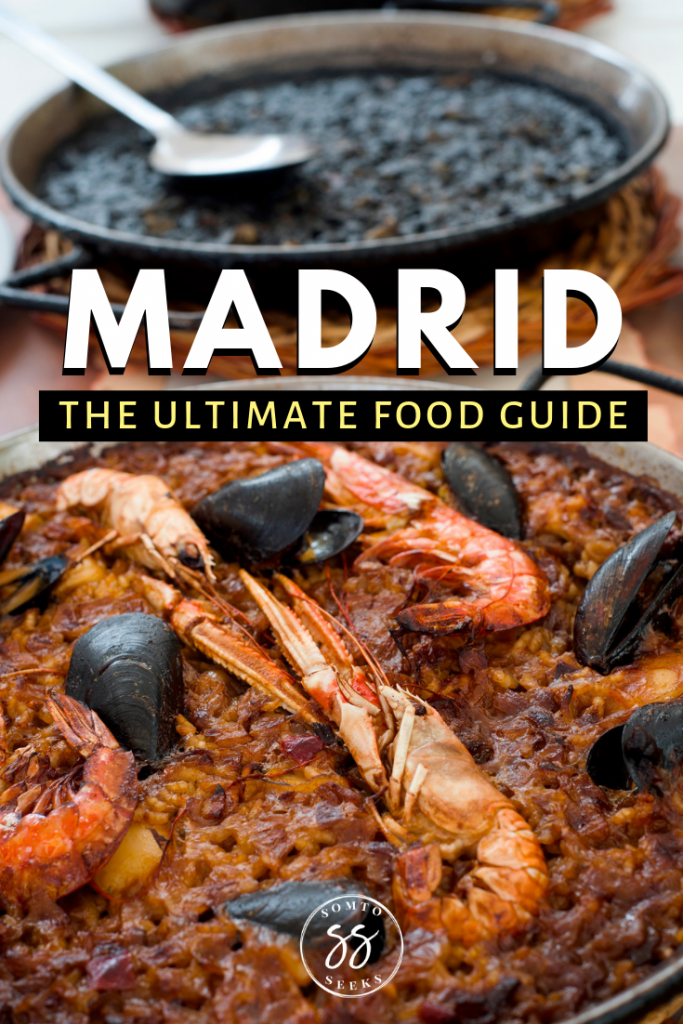 The ultimate Madrid food guide - 10 best restaurants