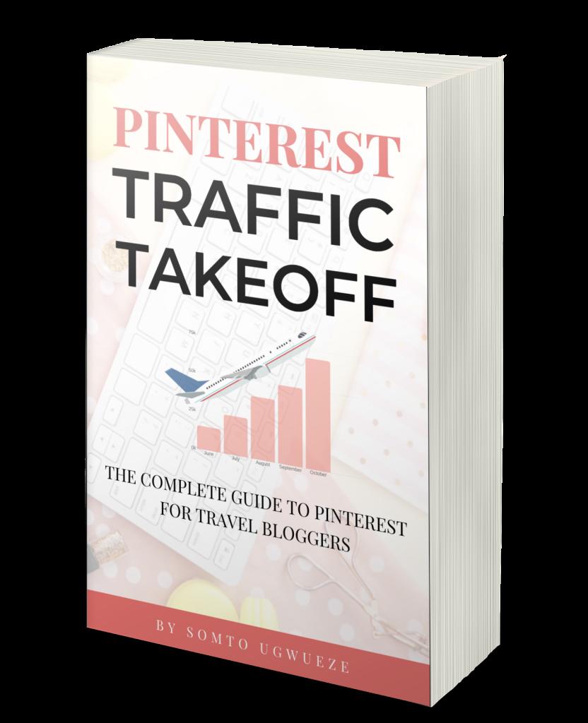 Pinterest Traffic Takeoff Ebook