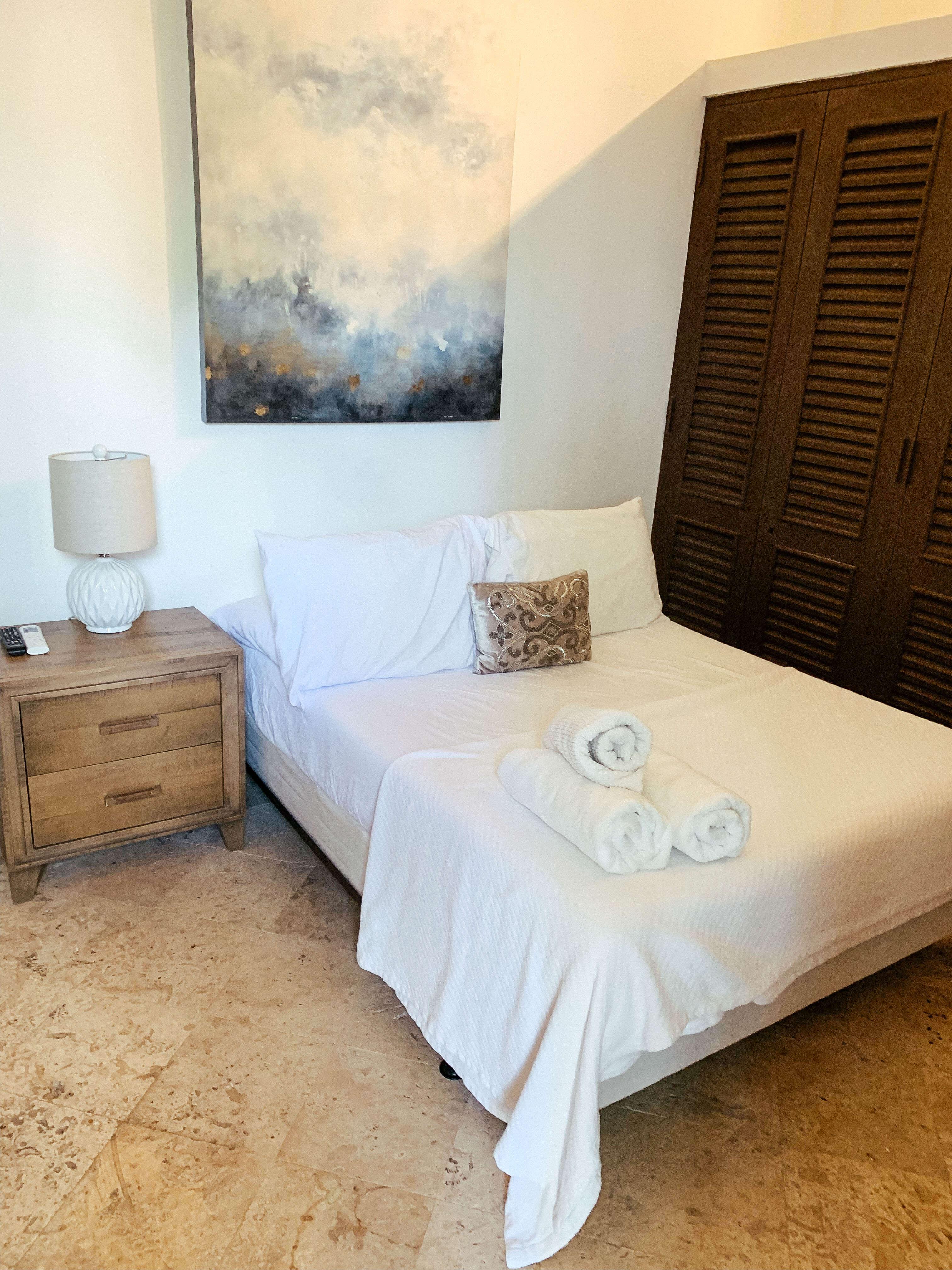Outsite San Juan bedroom