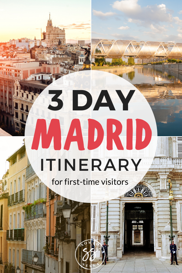 3 Day Madrid Itinerary