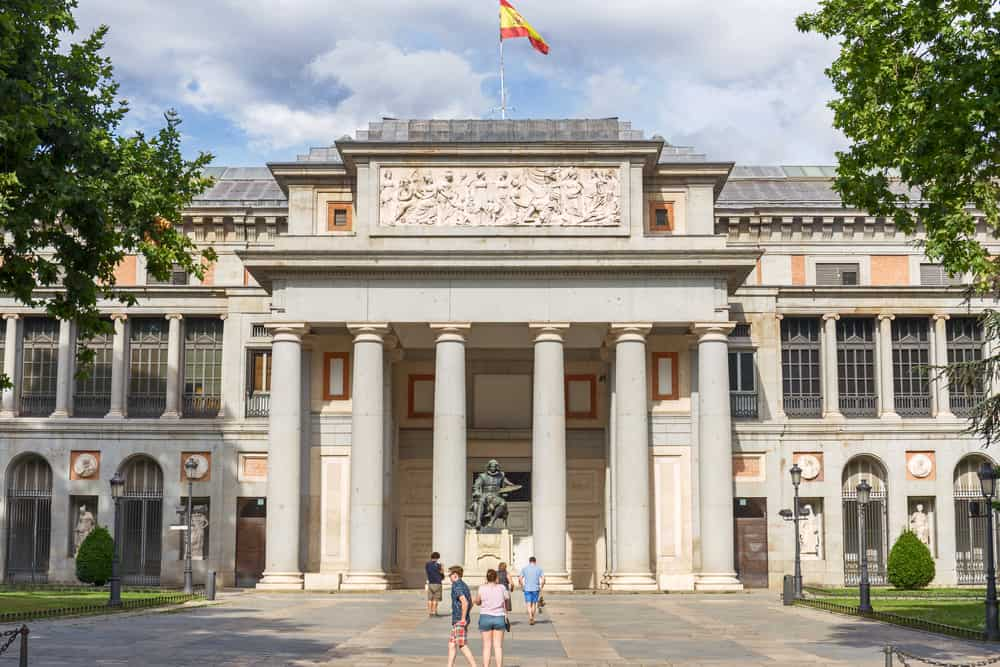 3 day Madrid itinerary - Prado Museum