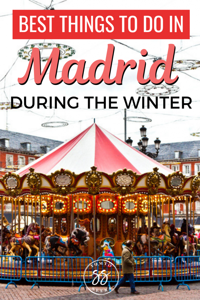 Best things to do in Madrid in the winter