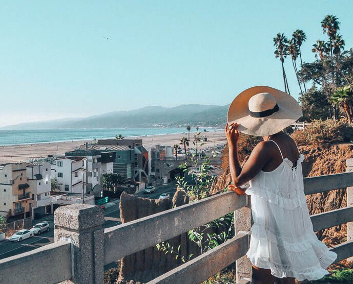 Lessons learned from two years of travel blogging - Santa Monica