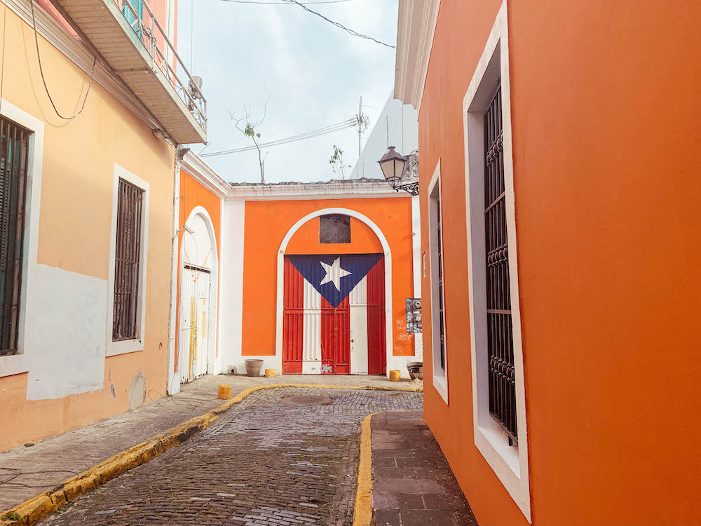 Calle Imperial Old San Juan
