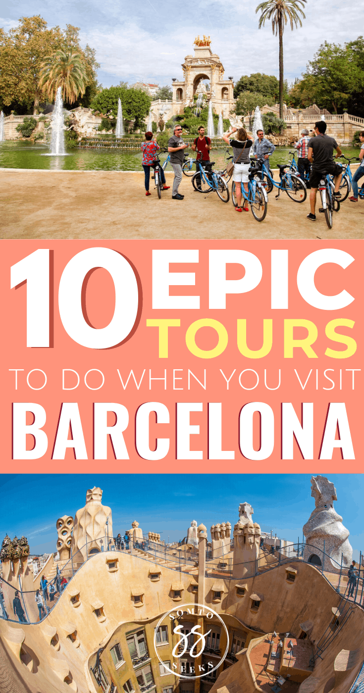 10 epic tours to do when you visit Barcelona