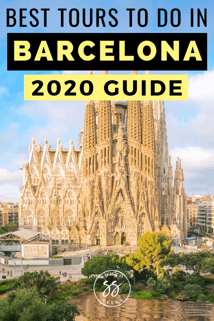 Best tours to do in Barcelona