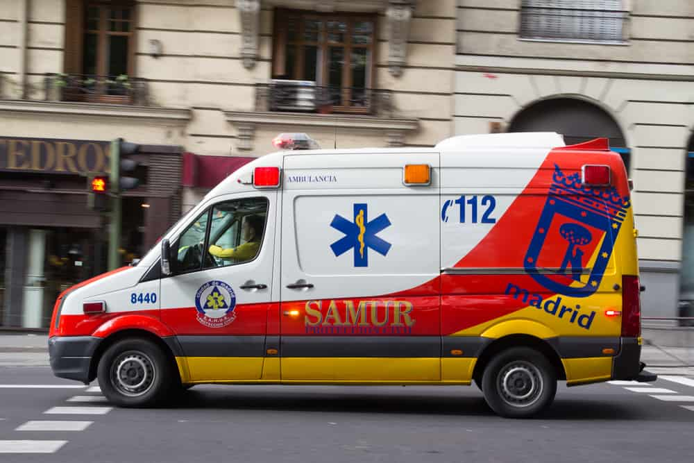 Madrid Ambulance