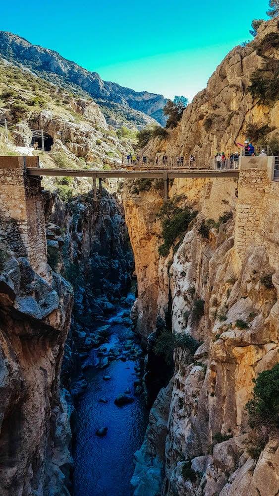 Caminito del Rey near Malaga