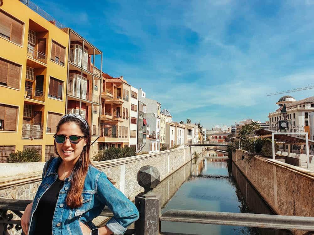 Dani in Malaga