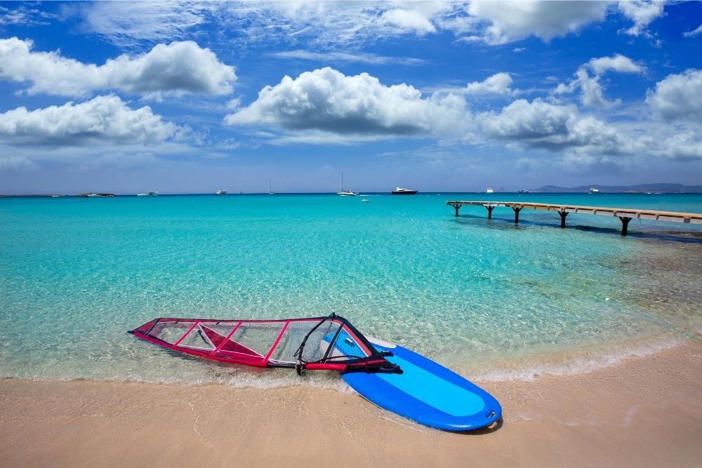 Formentera Ibiza Ses Illetes Beach